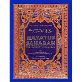Hayatus Sahabah 3 volumes