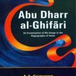 Abu Dharr Al-Ghifari