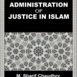 Administration of Justice in Islam