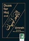Duas for Hajj and Umrah Maulana M.S.Banoo
