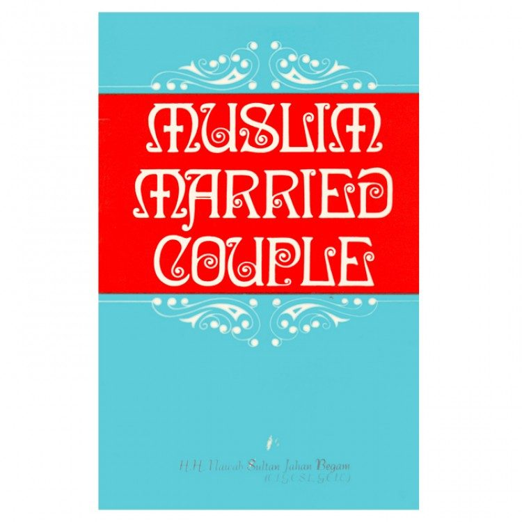 Muslim Married Couple