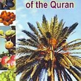 plants of the quran Dr.M.I.H.Farooqi
