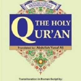Holy Quran Translation And Transliteration