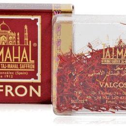 Taj Mahal Spanish Saffron