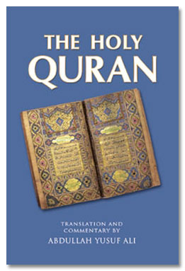 Holy Quran Text Translation And Commentary