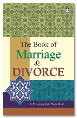 Book of Marriage And Divorce