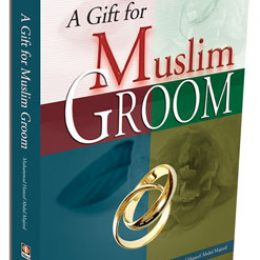A Gift For Muslim Groom