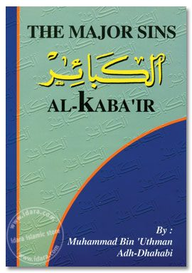 Al Kabair Major Sins