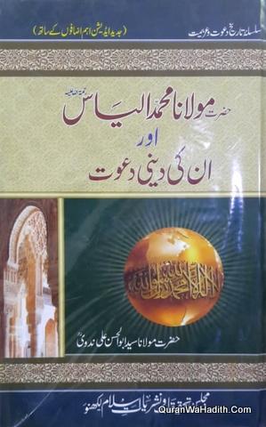 Hazrat Maulana Muhammad ilyas Aur Unki Deeni Dawat,حضرت مولانا محمد الیاس اور ان کی دینی دعوت