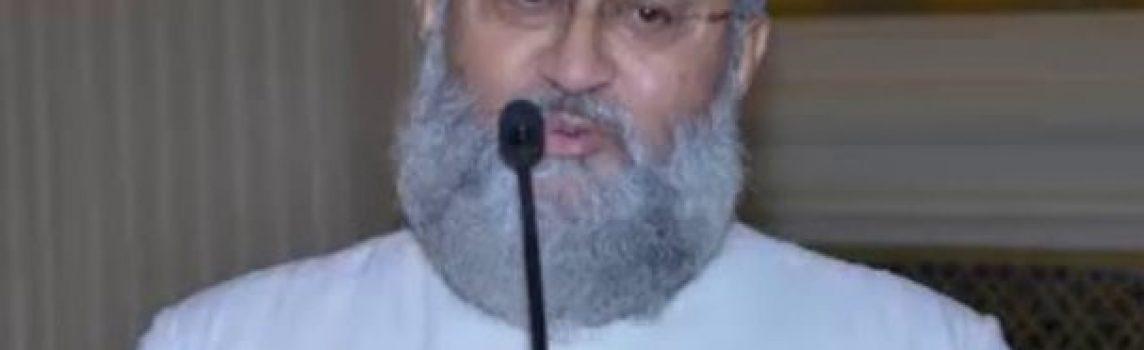 Maulana Salman Husaini Nadwi