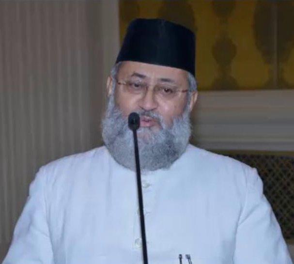 1373 AH: Maulana Salman Husaini Nadwi – مولانا سلمان حسيني ندوي