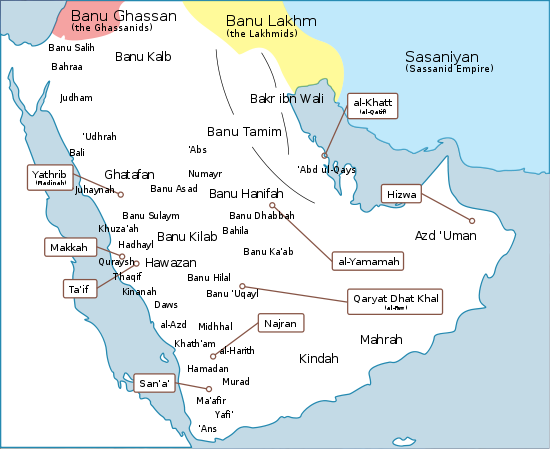 The Religious Milieu of The Arabian Peninsula