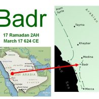 The Causes of The Battle of Badr