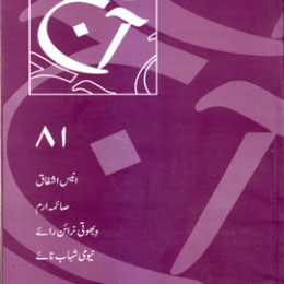 Aaj Urdu Magazine 81