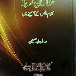 Khawateen e Karbala Kalam e Anis Ke Aaine Mein