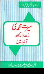 Seerat e Muhammadi Duao Ke Aaine Me, سیرت محمدی دعاؤں کے آئینہ میں