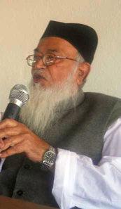 Syed Wazeh Rasheed Hasani Nadwi, السيد محمد واضح رشيد الندوي