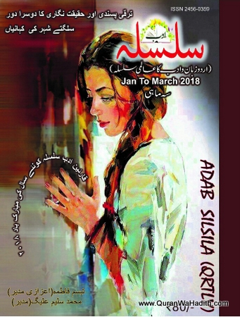 Adab Silsila Magazine Quarterly – ادب سلسلہ سہماہی