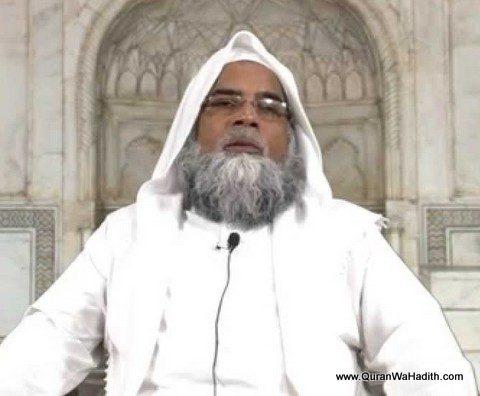 Maulana Khalid Saifullah Rahmani