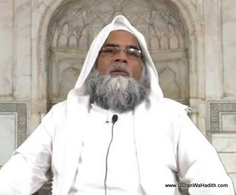 1376 AH: Maulana Khalid Saifullah Rahmani – مولانا خالد سیف اللہ رحمانی