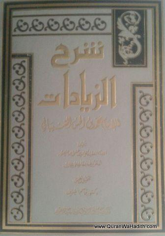 شرح الزيادات للإمام محمد بن الحسن الشيباني
