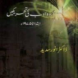 Urdu Adab Ki Tehreeken Ibtida Se 1985
