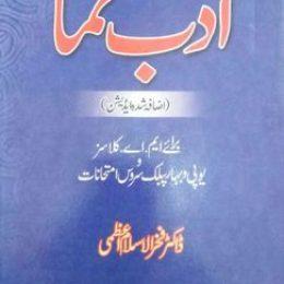 Adab Numa