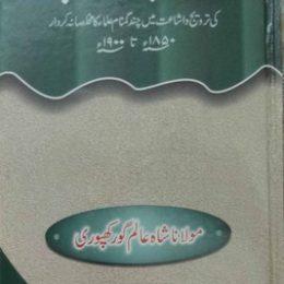 Urdu Zaban Wa Adab Ki Tareekh Mein Ulama