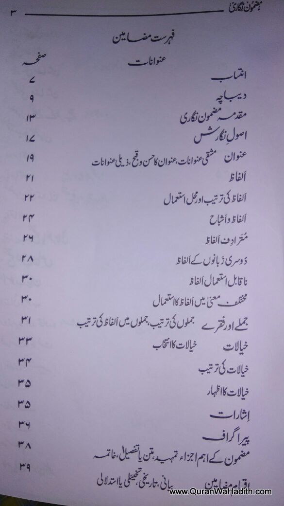 Mazmoon Nigari, Akhlaq Hussain Dehlvi, مضمون نگاری, اخلاق حسین دہلوی