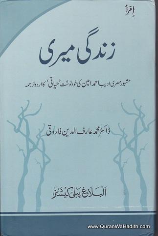 Ahmad Amin Misri Sawaneh Hayat
