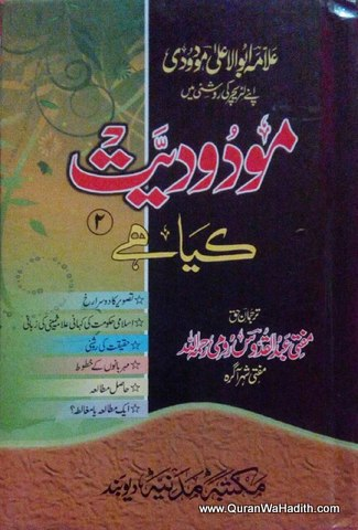 Modudiyat Kya Hai, 2 Vols, مودودیت کیا ہے؟