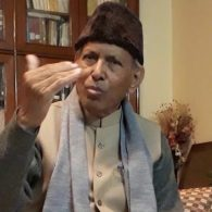 Prof Altaf Ahmad Azmi