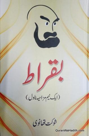 Buqrat Novel, بقراط، ایک نیم مزاحیہ ناول