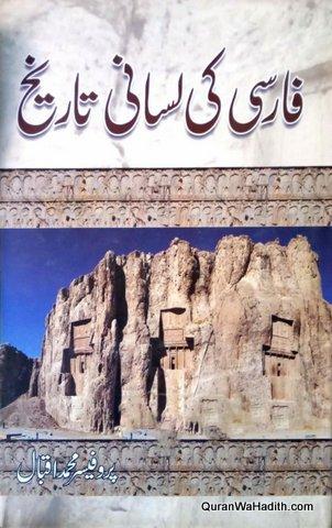 Farsi Ki Lisani Tareekh, فارسی کی لسانی تاریخ