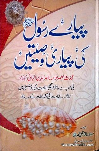 Pyare Rasool Ki Pyari Wasiyatain, پیارے رسول صلی اللہ علیہ وسلم کی پیاری وصیتیں