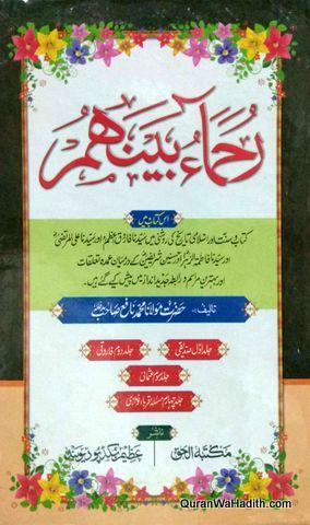 Ruhama Baynahum, Hazrat Aur Ahle Bait Ke Talluqat, رحماء بینہم