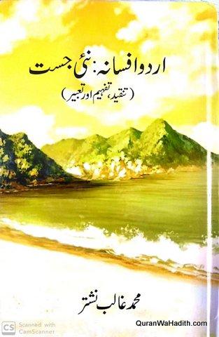 Urdu Afsana Nayi Jast, اردو افسانہ نئی جست, تنقید،تفہم اور تعبیر