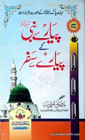 Pyare Nabi Ke Pyare Safar, پیارے نبی کے پیارے سفر