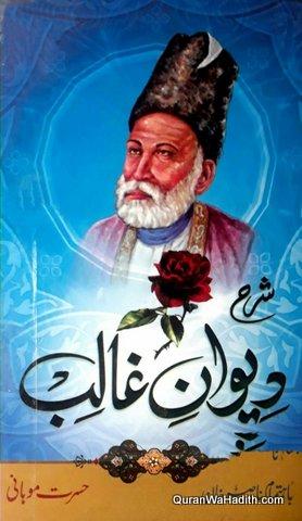 Sharh Deewan e Ghalib, شرح دیوان غالب