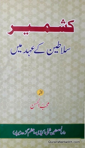 Kashmir Salateen Ke Ahad Mein, کشمیر سلاطین کے عہد میں
