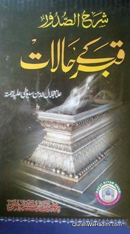 Sharah ul Sudoor, Qabar Ke Halat, شرح الصدور, قبر کے حالات