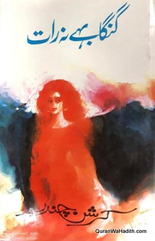 Ganga Bahe Na Raat Novel, گنگا بہے نہ رات ناول