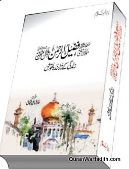 Maulana Fuzail ur Rahman Hilal Usmani Zindagi Ke Tabanda Naqoosh, مولانا فضیل الرحمٰن ہلال عثمانی