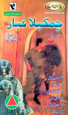 Chamkila Ghubar, Faridi Hameed Series, چمکیلا غبار ناول, فریدی حمید سیریز