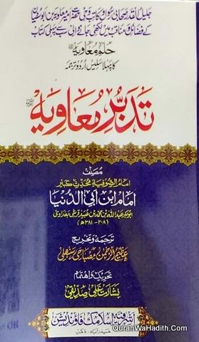 Tadabbur e Muawiya, Urdu Tarjuma Hilm e Muawiya, تدبر معاویہ
