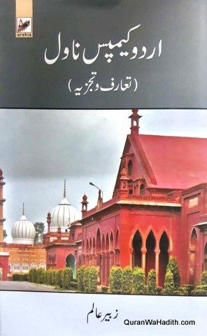 Urdu Camps Novel, اردو کیمپس ناول، تعارف و تجزیہ