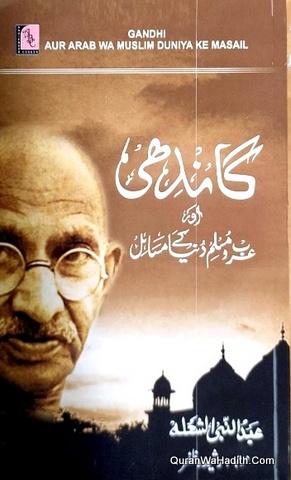 Gandhi Aur Arab Wa Muslim Duniya Ke Masail, گاندھی اور عرب و مسلم دنیا کے مسائل