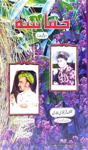 Hamasa, Hindustan Aur Pakistan Ki Manzoom Mustanad Aur Mufassal Tareekh, حماسہ