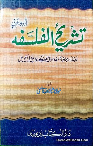 Tashreeh ul Falsafa, تشریح الفلسفہ, مبزی اور مبادی فلسفہ کا سوال و جواب کے انداز میں دل نشیں حل