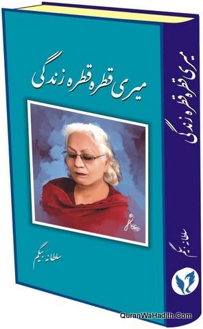 Meri Qatra Qatra Zindagi, میری قطرہ قطرہ زندگی